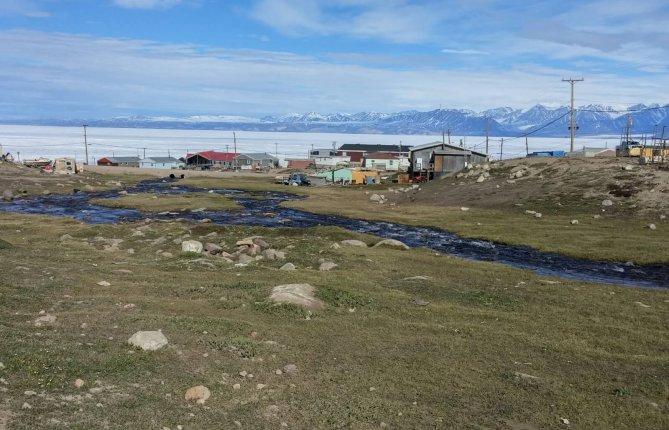 Nouvelles stations de recherche dans le Haut-Arctique