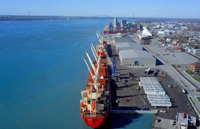 Améliorer les opérations portuaires grâce à des outils numériques