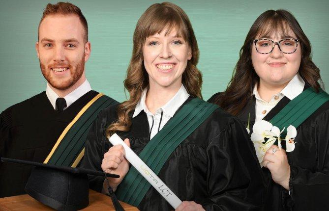 Trois étudiants récompensés au Gala Récréostar