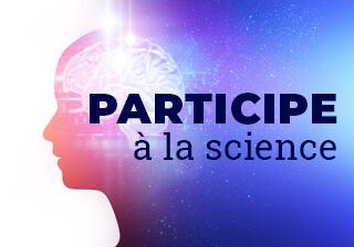Participe à la science