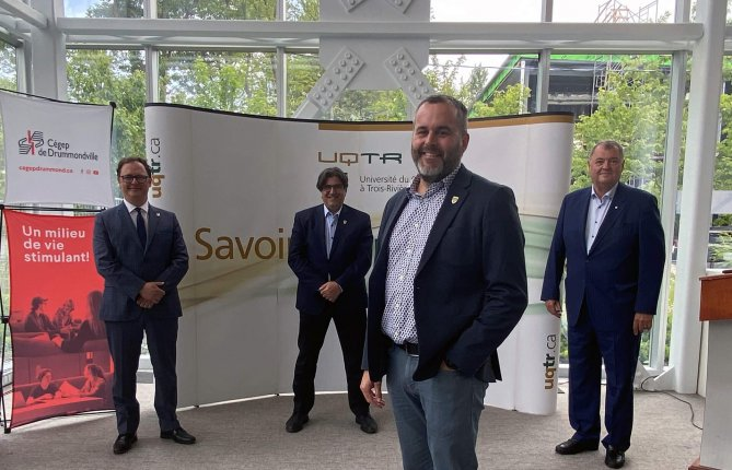 Noovelia investit 500 000 $ pour propulser la Chaire de recherche ULIM au CNIMI