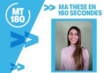 Ilse Ileana Cardenas Bates remporte le Prix du public à la finale nationale de Ma thèse en 180 secondes