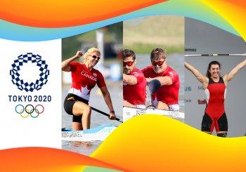 Des étudiants-athlètes de l'UQTR aux Jeux olympiques!
