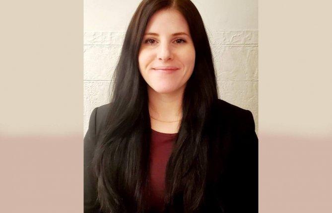 Mylène Falardeau remporte la bourse Georgette-LeMoyne de la Fédération canadienne des femmes diplômées des universités