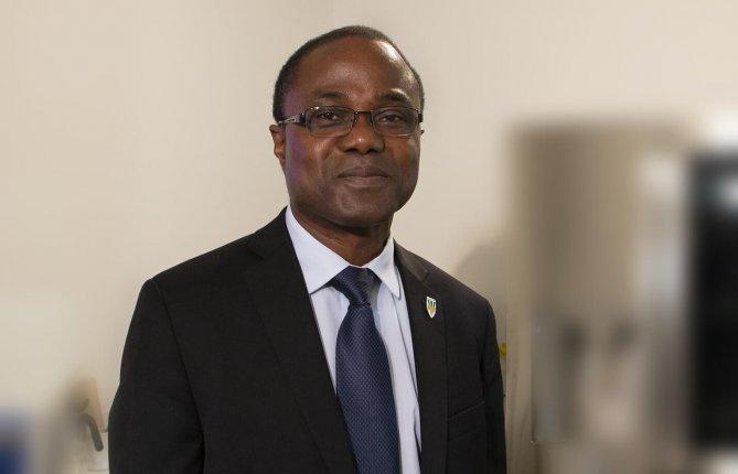 Kodjo Agbossou admis au Cercle d'excellence de l'Université du Québec
