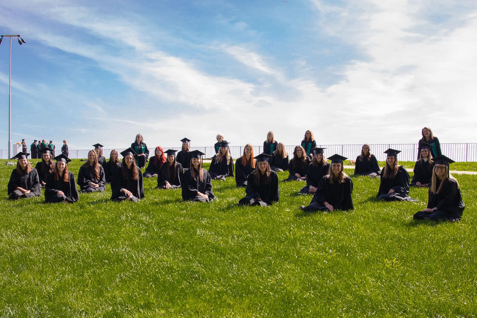 La collation des grades et les remises de doctorats honorifiques en images