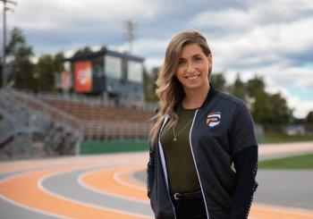 Véronique Gauthier sensibilise les jeunes athlètes et sportifs à leur santé mentale