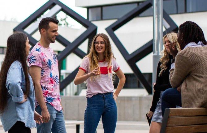 De plus en plus d'étudiants fréquentent l'UQTR