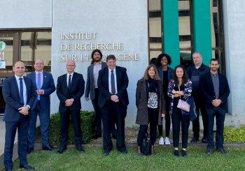 L'UQTR accueille la délégation du Consulat général de France